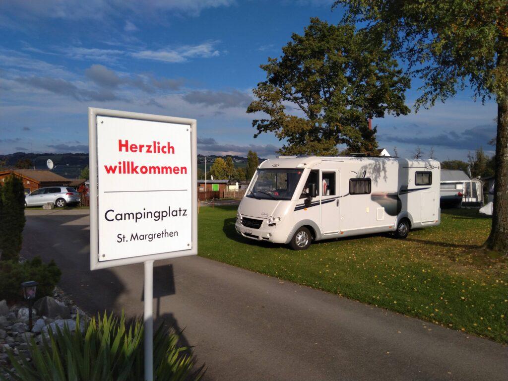 Willkommen Camping-Nottwil
